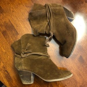 MIA Brown Booties